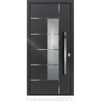 Aluminium door Model HT 5332 FA