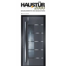 Aluminium Haustür HT 5332.1 FA