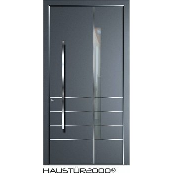Aluminium door HT 5332.1 FA