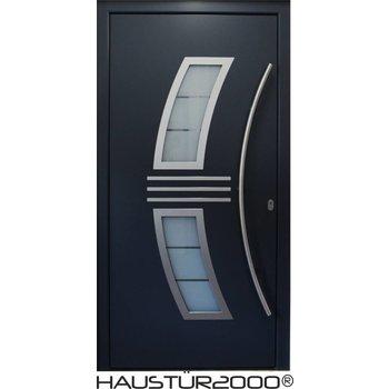 Aluminium door HT 5204 FA