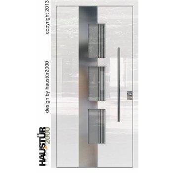 Aluminium Haustür HT 5416.1 FA