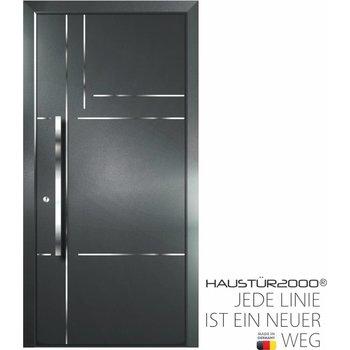 Aluminium door HT 5335.3 FA
