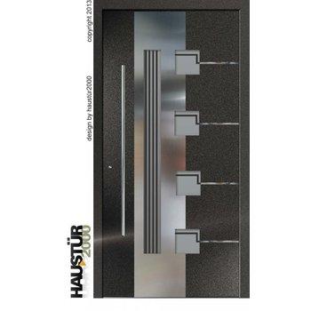 Aluminium Haustür HT 5409 FA