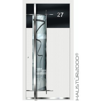 Aluminium Haustür HT 5422 FA