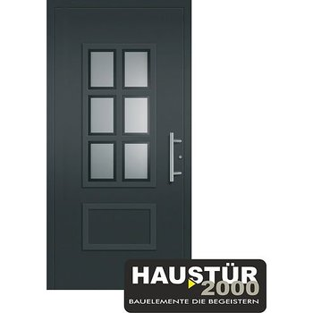 Aluminium door HT 5126 FA