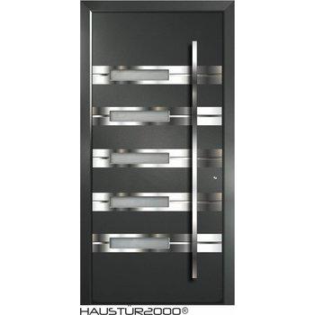 Aluminium Haustür HT 6339 FA