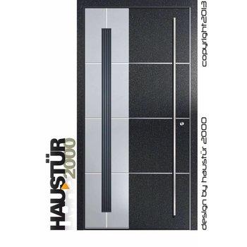 Aluminium Haustür HT 4118 FA