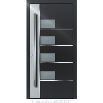 Aluminium Haustür HT 5312 FA Color