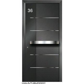 Aluminium door HT 5415.2 FA