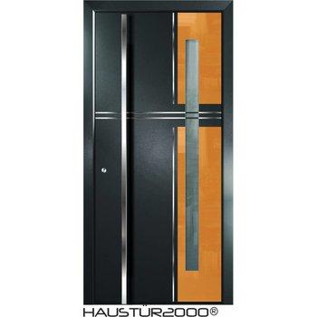 Aluminium door HT 5335.1 FA Color