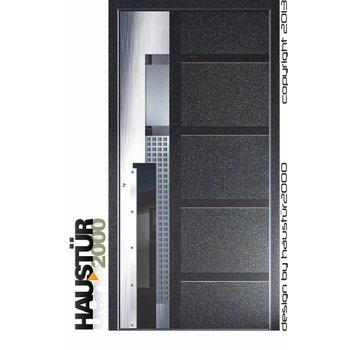 Aluminium Haustür HT 5380.1 FA