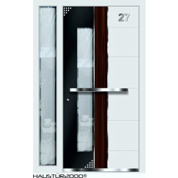 Aluminium Haustür HT 5338.1 SF FA