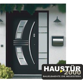 Aluminium Haustür HT 5204 SF FA