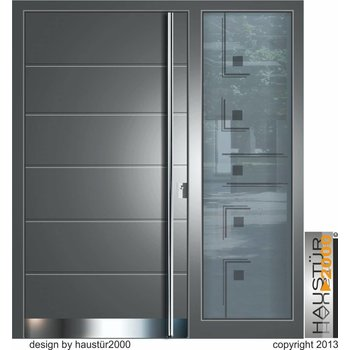 Aluminium Haustür HT 5418.5 SF FA