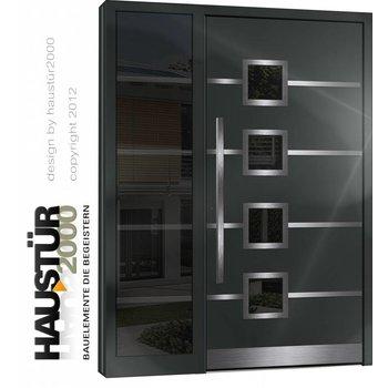 Aluminium Haustür HT 5266.1 FA