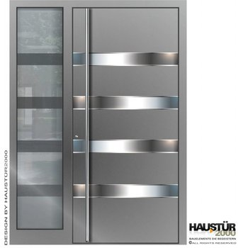 Aluminium door HT 5420 SF FA