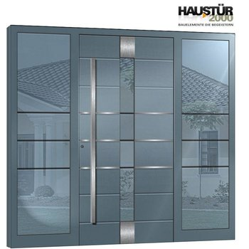 Aluminium door HT 5411.1 2SF FA