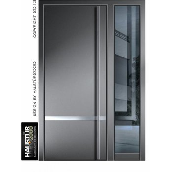 Aluminium door HT 5418.6 SF FA