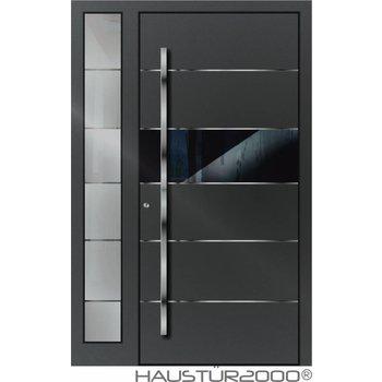 Aluminium Haustür HT 5253 SF FA