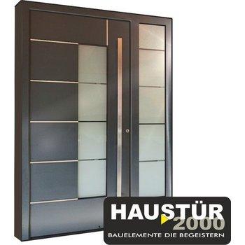 Aluminium Haustür HT 5332 SF FA