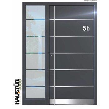 Aluminium door HT 5418.3 SF FA