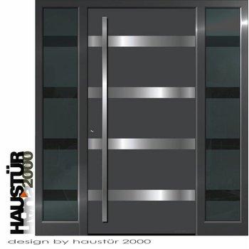 Aluminium Haustür HT 5420 2SF FA