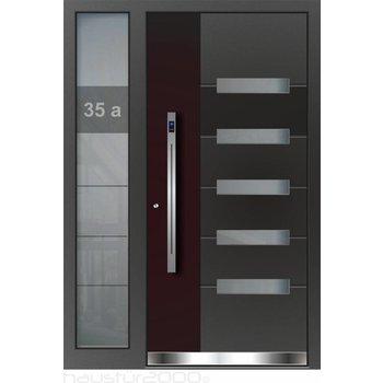 Aluminium door HT 5321.1 SF FA