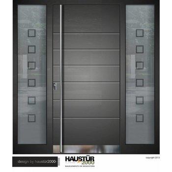 Aluminium Haustür HT 5418.4 2SF FA
