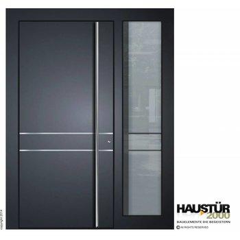 Aluminium Haustür HT 5415.5 FA SF
