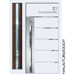 Aluminium Haustür HT 5414 SF FA