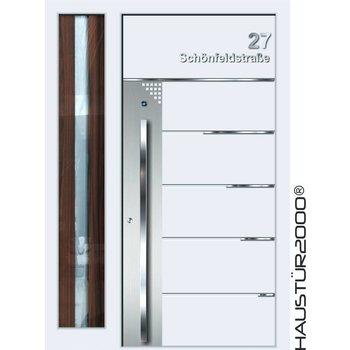 Aluminium door HT 5414 SF FA