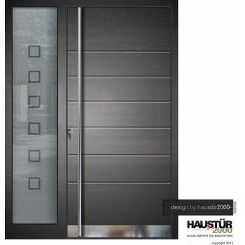 Aluminium door HT 5418.4 SF FA