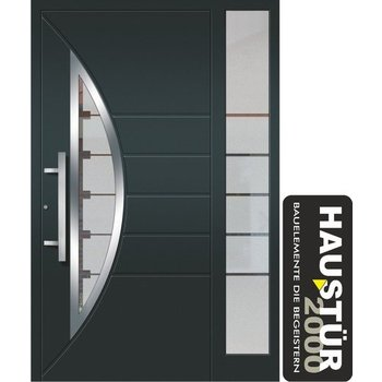 Aluminium door HT 5219 SF FA