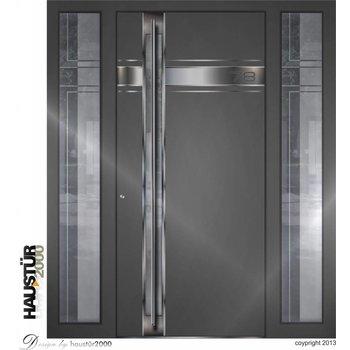 Aluminium Haustür HT 5411 2SF FA