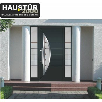 Aluminium door HT 5219 2SF FA