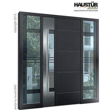 Aluminium door HT 5380.1 2SF FA