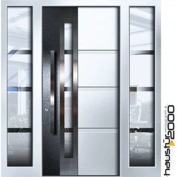 Aluminium door HT 7411 2SF FA