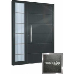 Aluminium door HT 5418.1 SF BFD