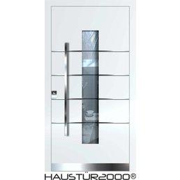 Haustür2000 Aluminium Haustür Aktionstür FA