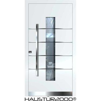 Haustür2000 Aluminium door action door FA