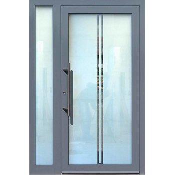 Aluminium Haustür HT 5472 GLA SF