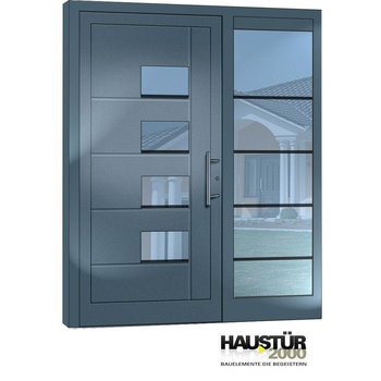 Haustür2000 Aluminium Haustür HT 5312 SF GA
