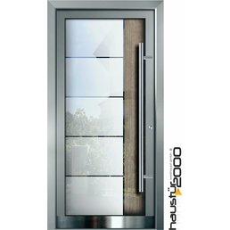 Aluminium Haustür HT 5460.1 GLA