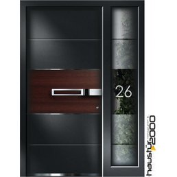 Aluminium door HT 5418 SF FA