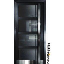 Aluminium door HT 7269 GLA