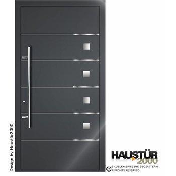 Aluminium door HT 5418 RS FA