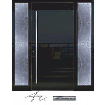 Aluminum door CW 461 SFF