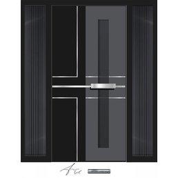 Aluminium Haustür CW-459 SFF