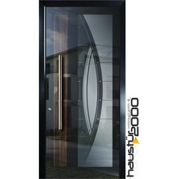 Aluminum door HT 5512.1 SP wing Covering the