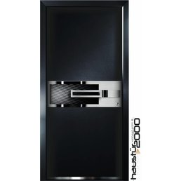 Aluminum door HT 6522 FA CARBON ART